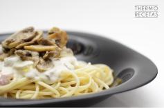 Espaguetis_champiñones